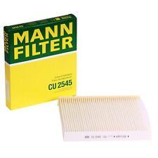 Original hombre cu 2545 espacio interior filtro filtro de polen para VAG y Mercedes cu2545