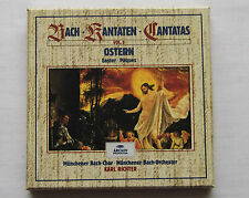 Karl RICHTER/BACH Cantatas Vol.2 : Easter 5CD Box set ARCHIV 439374-2 (no IFPI