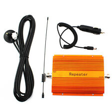 GSM 900MHz Repeater Booster Cell Phone Signal Repeater Antenna for Car Vehicle