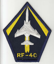 Wartime RF-4C Patch / Aviation Insignia