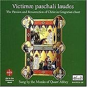 Victimae paschali laudes: The Passion and Resurrection of Christ in Gregorian...