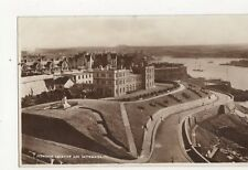 Plymouth Aquarium & Cattewater Vintage RP Postcard 145a