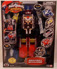 Power Rangers Operation Overdrive - Drivemax Megazord (MISB)  5 vehicles-3 modes