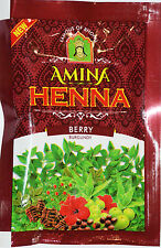 Henna Hair Dye Black Brown Burgundy 100% Organic Natural Hair Colour Free Shipp