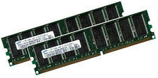2x 1GB 2GB RAM Speicher Business Desktop dc5000 dc7100 DDR PC3200 400Mhz 184Pin