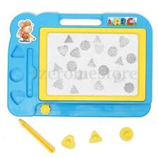 Kid Magnetic Drawing Board Sketch Pad Painting Writing Educational Toy Xmas Gift