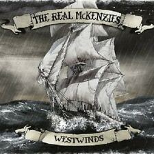 "THE REAL MCKENZIES ""WESTWINDS"" CD NEW+"