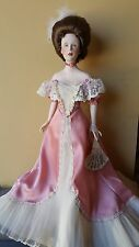 FRANKLIN HEIRLOOM DOLL THE GIBSON GIRL LAURA THE DEBUTANTE