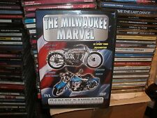 The Milwaukee Marvel - Harley Davidson (DVD, 2004)
