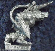 2001 Skaven Gutter Runner 3 Games Workshop Eshin Night Warhammer Army Mordheim
