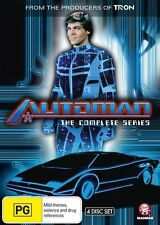Automan | Series Collection - DVD Region 4 LIKE NEW