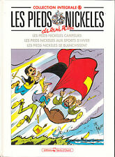 LES PIEDS NICKELES / COLLECTION INTEGRALE / RENE PELLOS /  TOME  17