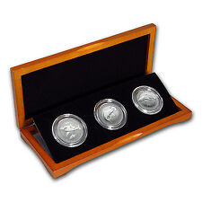 2014-2016 Australia 1/2 oz Silver Shark Series 3-Coin Set (Bu) - Sku #97248