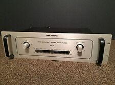 Audio Research SP12 RM Vintage Tube Preamp Excellent Cond. with Original Box