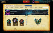 LEAGUE OF LEGENDS PLATINUM 2 ACCOUNT | 104 CHAMPIONS | 54 SKINS | EUNE