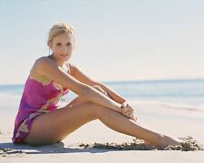 MAGGIE GRACE SEXY HOT POSING AT BEACH 8X10