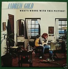 Andrew Gold What's Wrong With this Picture LP US Issue