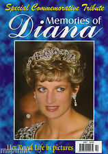 Princess Diana: MEMORIES OF DIANA ROYAL LIFE IN PICTURES MAGAZINE UK SPECIAL