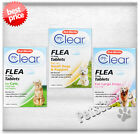 Bob Martin Clear Flea Tablets,Treatment For Cats,Dogs and Puppies