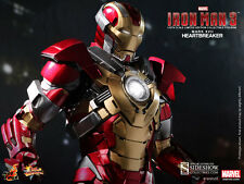 Hot Toys MMS 212 Iron Man Mark XVII Heartbreaker D07 Neu&OVP RARE*TOP* 1/6 scale
