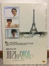 Lovers in Paris (Out of Print Korean Drama - Complete Series)