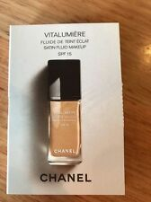 CHANEL Vitalumiere Fluide De Teint Foundation 2.5ml-shade 40 BEIGE Intensity 2.0