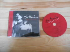 CD Indie Lou Barlow - Holding Back The Year (4 Song) Promo DOMINO