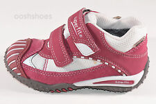 Superfit Girls Gore-Tex Pink Suede Velcro Trainers Boots UK 7.5 EU 25 RRP £49