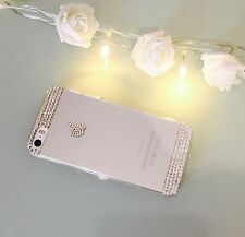 Genuine Swarovski elements iPhone 5/5s case (transparent)
