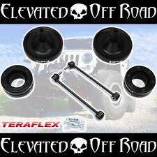 Teraflex Leveling Kit For 07-17 Jeep Wrangler JK 2/4 Door - 1155200