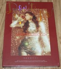 SEOHYUN GIRLS' GENERATION Don't Say No 1st Mini CD + PHOTOCARD + FOLDED POSTER