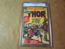 Journey Into Mystery #105 CGC 8.5 Comic Book  Avengers, Cobra & Mr. Hyde App