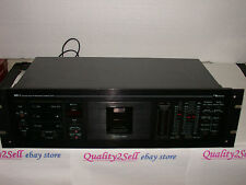 Nakamichi MR-1 Professional 3 head Cassette Deck XLR