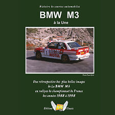 DVD Best of BMW M3 E30 Rallye 1983 - 2000 er Jahre Belgien + Frz ! 60m APV 48TV