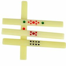 MAHJONG Counting Sticks Mah Jongg Betting Scoring Counting Sticks - SET of 84