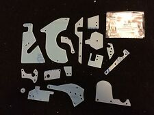 Clear Plastic Set for Williams Medieval Madness Pinball Machine