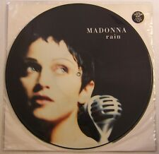 "MADONNA  (Maxi 45T 12"" PICTURE DISC)    RAIN SIRE RECORDS WO190TP  UK 1993"
