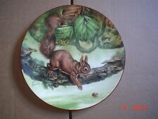 Wedgwood Collectors Plate RIVER RESCUE From THE WATERS EDGE