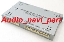 BMW 2012y~ 1,2,3,4,5,6,7,X1,X3,X4,X5,X6,Mini with NBT Video interface with PAS