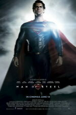 "55 Man of Steel - 2013 Superman Movie Art 24""x36"" Poster"