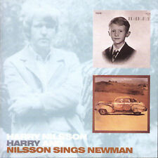 Harry Nilsson - Harry/Nilsson Sings Newman (Aug-2000, Bmg/Rca Camden) NEW CD