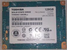 "Toshiba 128GB 1.8"" SSD LIF 1.8 SSD THNSNC128GMLJ HS12UHE MISSING SSD LATCH"