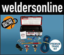 OMEGA  TRADE Oxy Acetylene Welding Gas Kit