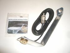 PROCOMM PC-A40-06PL NMO ANTENNA HOOD GROOVE MOUNT&CABLE FOR 2015 & UP FORD F150