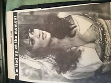 d4-1 ephemera ww1 1970 gypsy Kempis a touch of the other actress