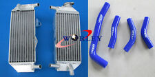 For Honda CRF250R CRF250 2010 2011 2012 2013 2010-2013 Aluminum Radiator +Hose