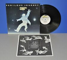 Gordon Giltrap Perilous Journey D 77 1st press M- insert Vinyl LP looks unplayed