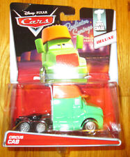 Disney Pixar CARS CIRCUS CAB SUPER CHASE LE 4000 2015 NEW