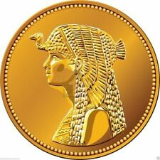 2010 Egypt Египет Coins Uncirculated conditions, Queen Cleopatra ,50 Piasters