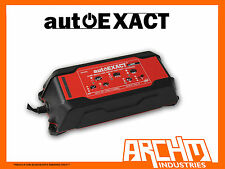 AUTO EXACT 12V 3AMP SMART BATTERY CHARGER SUIT 100AH/OPTIMA/ODYSSEY/AGM
